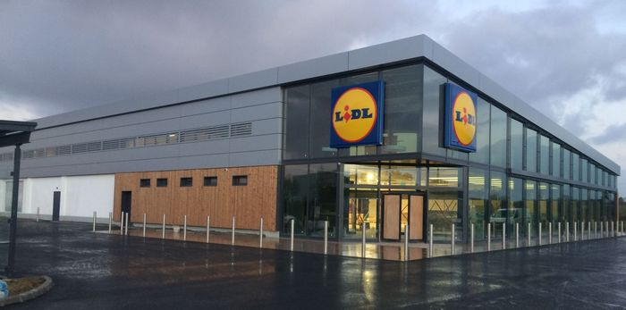 LIDL - COMBOURG (35)